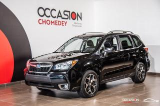 Used 2015 Subaru Forester 2.0XT TOURING AWD+TOIT PANO+SIEGES CHAUFFANTS+MAGS for sale in Laval, QC