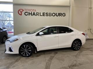 Used 2017 Toyota Corolla SE - Toit ouvrant - Cuir for sale in Québec, QC