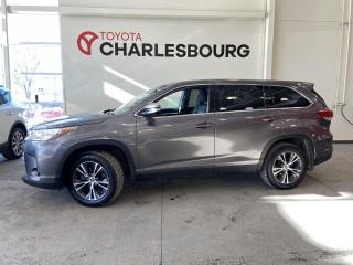 Used 2019 Toyota Highlander LE - AWD - 8 passagers for sale in Québec, QC