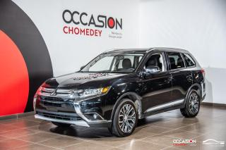 Used 2018 Mitsubishi Outlander SE AWD+TOIT+SIEGES CHAUFFANTS+CAMERA DE RECUL for sale in Laval, QC