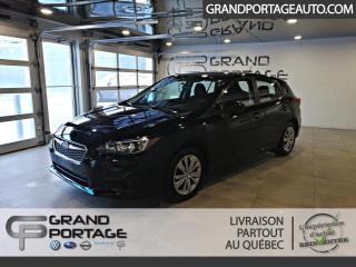 Used 2019 Subaru Impreza 2.0i Commodité 5 portes BA for sale in Rivière-Du-Loup, QC