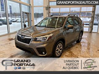 Used 2019 Subaru Forester 2.5i Commodité avec ensemble EyeSight for sale in Rivière-Du-Loup, QC