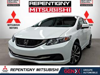 Used 2015 Honda Civic EX for sale in Repentigny, QC