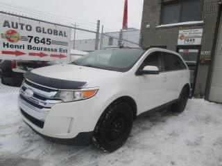 Used 2013 Ford Edge Limited 4 portes, traction intégrale for sale in Montréal, QC