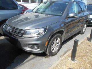 Used 2014 Volkswagen Tiguan Trendline 4 portes 4MOTION BA for sale in Sorel-Tracy, QC