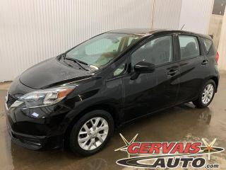 Used 2018 Nissan Versa Note SV Mags Caméra A/C Bluetooth *Transmission Automatique* for sale in Trois-Rivières, QC