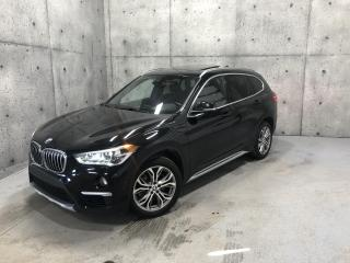 Used 2019 BMW X1 xDrive28i TOIT OUVRANT PANORAMIQUE APPLE CARPLAY CAMERA for sale in St-Nicolas, QC