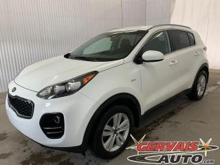 Used 2017 Kia Sportage LX AWD Caméra Bluetooth Mags *Traction intégrale* for sale in Trois-Rivières, QC