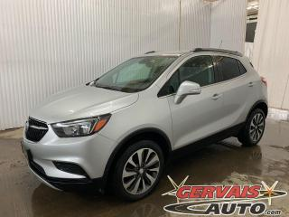 Used 2017 Buick Encore Preferred AWD Mags Cuir/Tissus Caméra *Traction intégrale* for sale in Trois-Rivières, QC