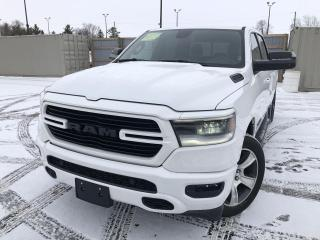 Used 2019 Dodge Ram 1500 SPORT CREW 4WD for sale in Cayuga, ON