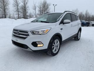 Used 2018 Ford Escape SE  ECOBOOST, SIEGES CHAUFF for sale in Vallée-Jonction, QC