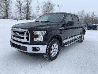 Used 2016 Ford F-150 XTR CREW CAB, 4X4, ECOBOOST for sale in Vallée-Jonction, QC