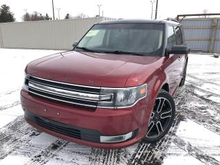 Used 2015 Ford Flex SEL AWD for sale in Cayuga, ON