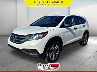 Used 2014 Honda CR-V LX AWD * GARANTIE 10 ANS / 200 000 KM* for sale in Donnacona, QC