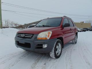 Used 2006 Kia Sportage ****LX*******4 CYLINDRES****** for sale in St-Eustache, QC