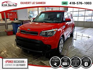Used 2017 Kia Soul LX* JAMAIS ACCIDENTÉ* UN SEUL PROPRIO * for sale in Québec, QC