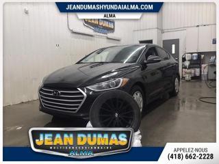 Used 2018 Hyundai Elantra MODÈLE GL ROUE MAG SIÈGE VOLANT CHAUFFAN for sale in Alma, QC