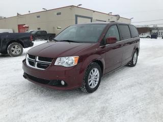 Used 2020 Dodge Grand Caravan Premium Plus 2RM for sale in Sherbrooke, QC