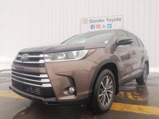 Used 2019 Toyota Highlander XLE for sale in Gander, NL