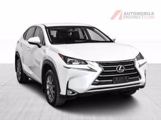 Used 2017 Lexus NX 200t AWD CUIR MAGS for sale in St-Hubert, QC