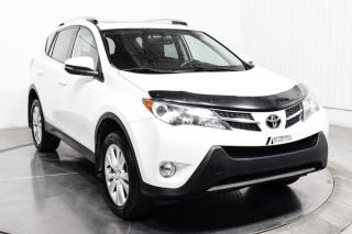 Used 2015 Toyota RAV4 LIMITED AWD CUIR 2 TONS TOIT NAV MAGS BLUETOOTH for sale in St-Hubert, QC