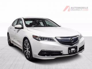Used 2017 Acura TLX CUIR TOIT MAGS CAMERA DE RECUL for sale in St-Hubert, QC