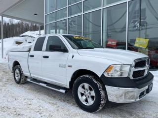 Used 2014 RAM 1500 ST , AIR CLIMATISÉ, CRUISE CONTROL , HIT for sale in Ste-Agathe-des-Monts, QC