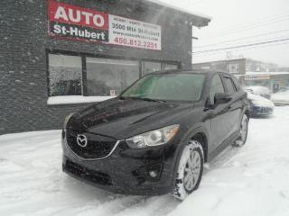 Used 2015 Mazda CX-5 GS AWD***WOW** for sale in St-Hubert, QC