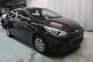 Used 2016 Hyundai Accent Hayon 5 portes, boîte automatique, LE for sale in St-Constant, QC