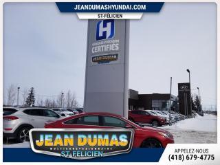 Used 2017 Hyundai Sonata MODÈLE GLS TOIT OUVRANT ROUE MAG GR ÉLEC for sale in St-Félicien, QC