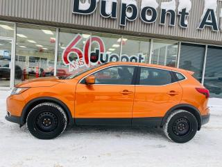 Used 2018 Nissan Qashqai SV AWD for sale in Alma, QC