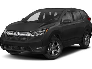 Used 2018 Honda CR-V EX-L REMOTE ENGINE STARTER | APPLE CARPLAY™ & ANDROID AUTO™ | LEATHER INTERIOR for sale in Cambridge, ON