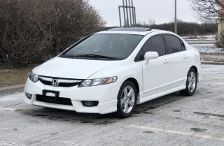 Used 2010 Honda Civic Sdn Sport for sale in Brampton, ON