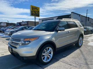 Used 2011 Ford Explorer Limited LIMITED TRIM, ONE OWNER, NO ACCIDENTS for sale in Etobicoke, ON