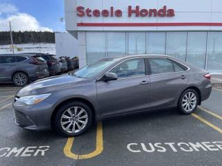 Used 2016 Toyota Camry XLE for sale in St. John's, NL