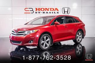 Used 2015 Toyota Venza LE + V6 + AWD + 20PO + WOW ! for sale in St-Basile-le-Grand, QC