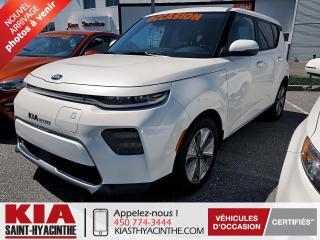 Used 2020 Kia Soul EV Premium * NAGICATION / SIÈGES CHAUFFANTS for sale in St-Hyacinthe, QC