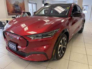 New 2021 Ford Mustang Mach-E Premium PREMIUM AWD for sale in Cornwall, ON