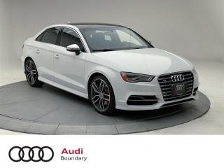 Used 2015 Audi A3 2.0T Technik quattro 6sp S tronic for sale in Burnaby, BC
