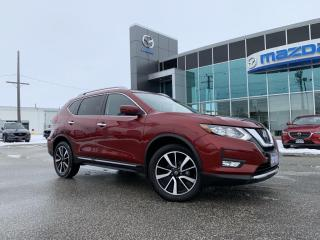 Used 2019 Nissan Rogue SL for sale in Chatham, ON