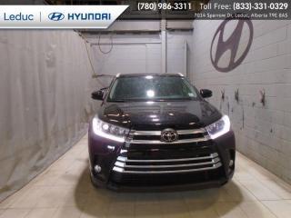 Used 2018 Toyota Highlander XLE for sale in Leduc, AB