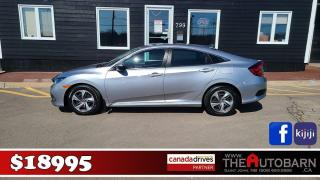 Used 2019 Honda Civic LX for sale in Saint John, NB