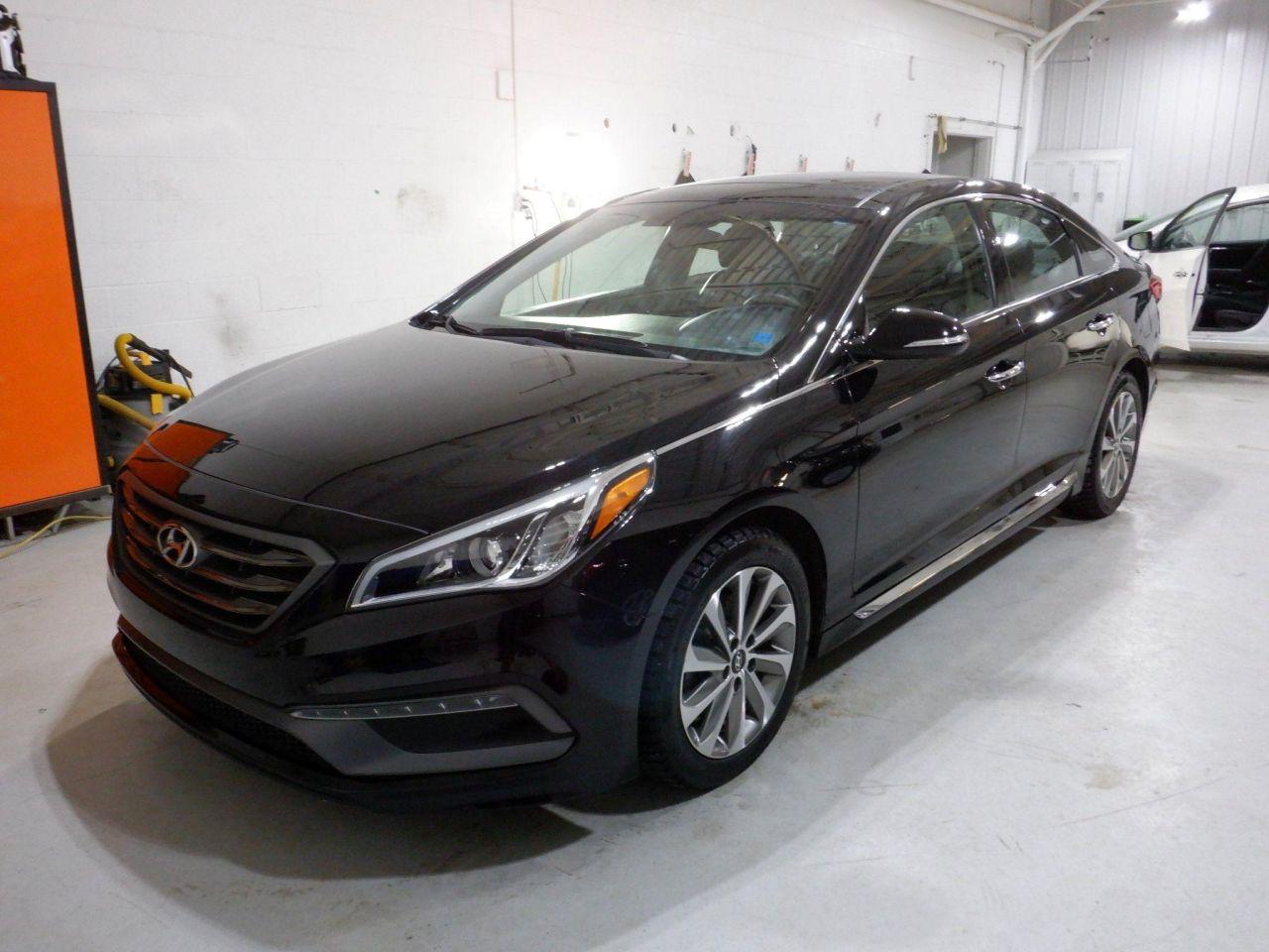 2016 Hyundai Sonata 2.4L Sport Tech
