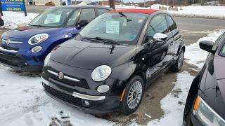 Used 2013 Fiat 500 Lounge for sale in Saint John, NB
