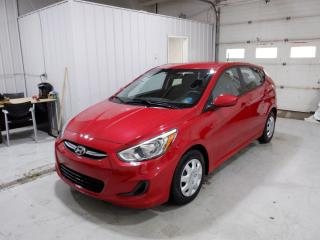 Used 2016 Hyundai Accent GL for sale in Saint John, NB