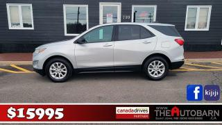 Used 2018 Chevrolet Equinox LS for sale in Saint John, NB