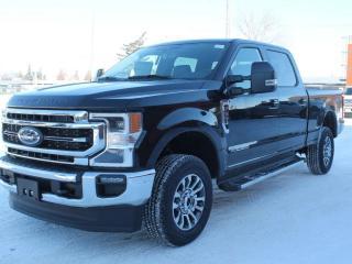 New 2021 Ford F-350 Super Duty SRW LARIAT | 4x4 | Quad Beam Headlamps | Diesel | Leather for sale in Edmonton, AB