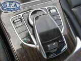2017 Mercedes-Benz C300 4MATIC, PAN ROOF, LEATHER SEATS, NAVI, BLIND SPOT