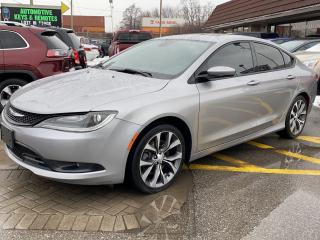 Used 2015 Chrysler 200 S for sale in Cobourg, ON