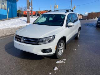 Used 2015 Volkswagen Tiguan COMFORTLINE/AWD/BLUETOOTH/2SETTIRESRIMS/CERTIFIED for sale in Toronto, ON